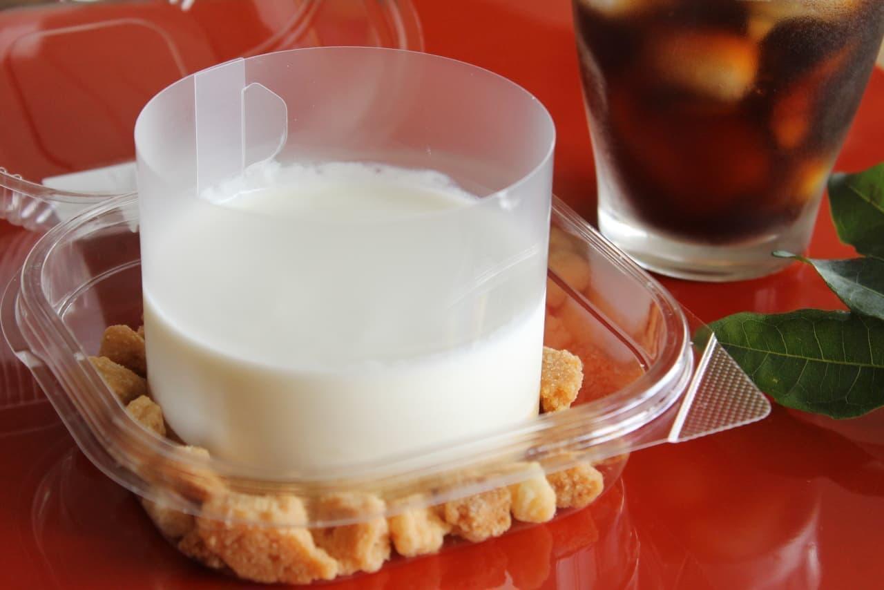ローソン「ふわしゅわとろり -スフレパンケーキ-」