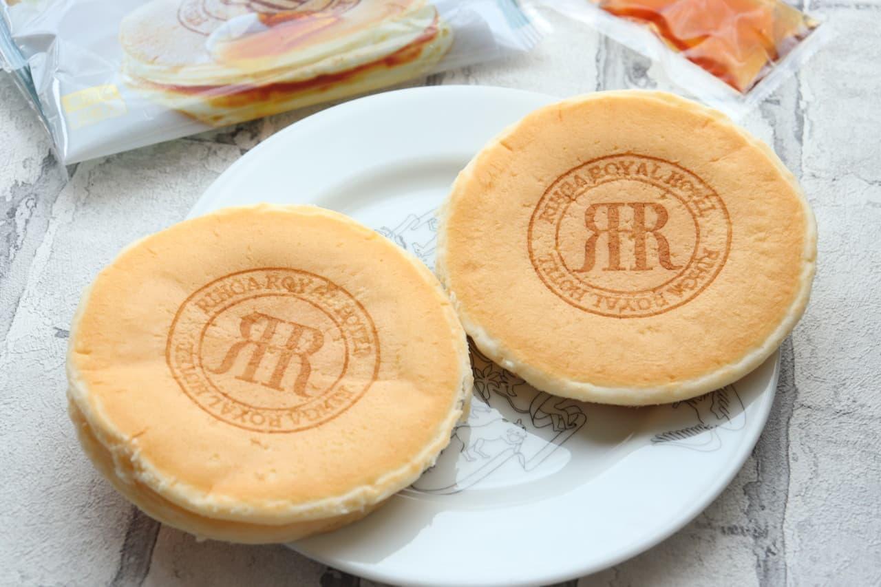 リーガロイヤルホテルパンケーキ
