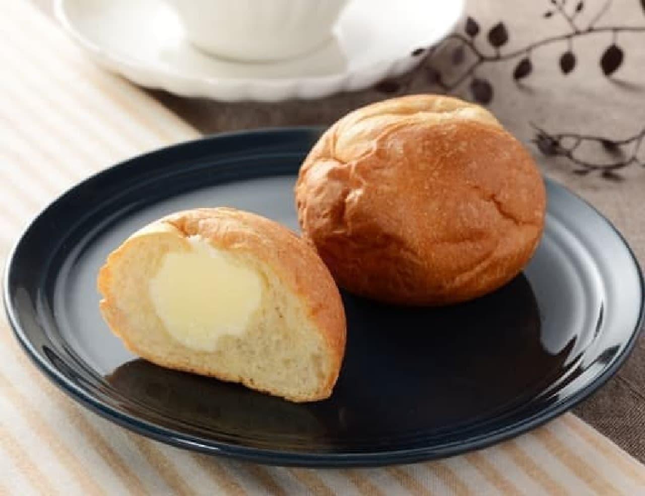 ローソン「NL 大麦のミルクボール 2個入」
