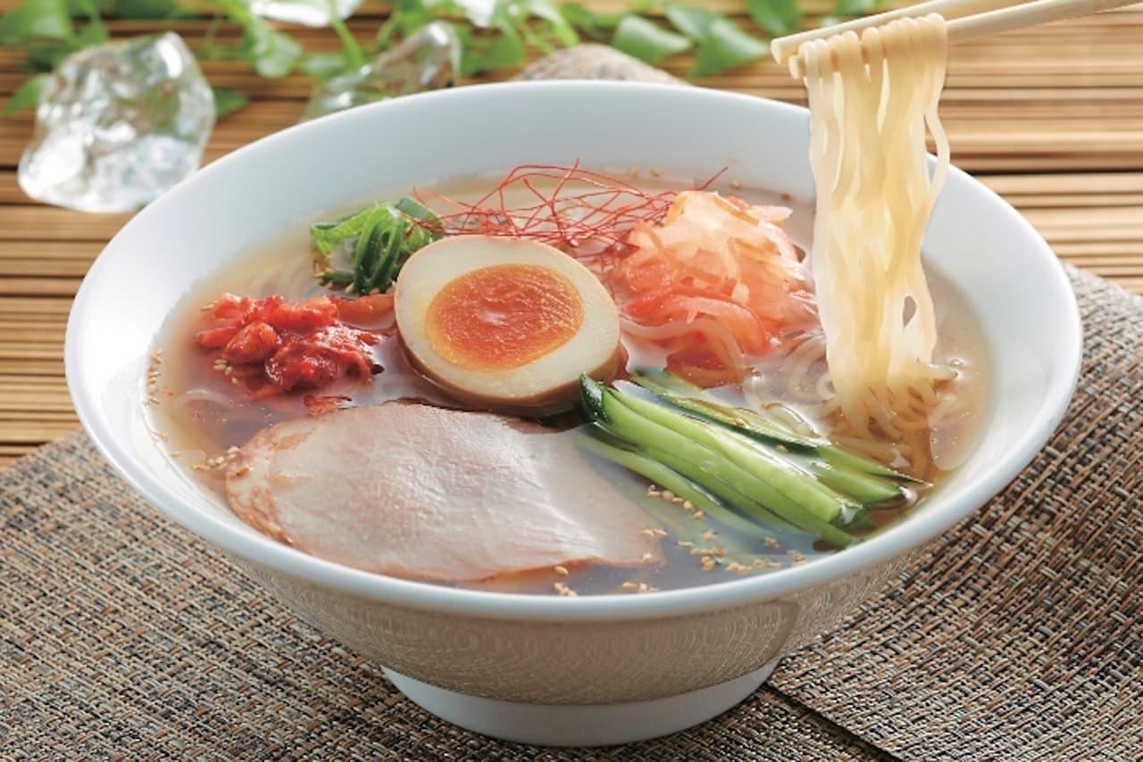 丸源ラーメンの「盛岡冷麺」