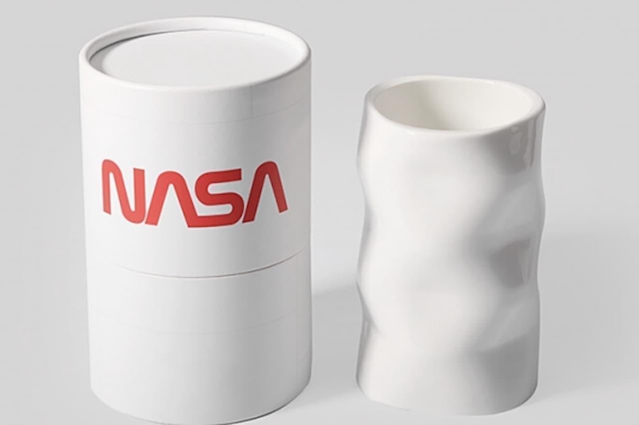 NASA設立60周年記念「Space Mug(スペースマグ)」