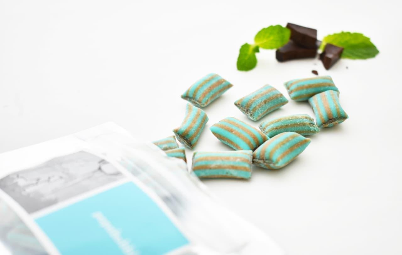 パパブブレ「チョコミントぺブル」