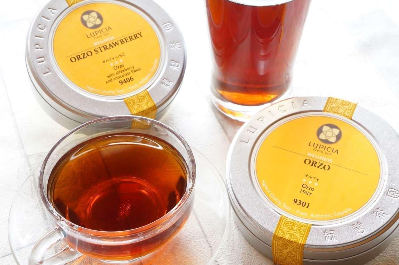 ルピシア「オルヅォ」と「オルヅォ・いちご」