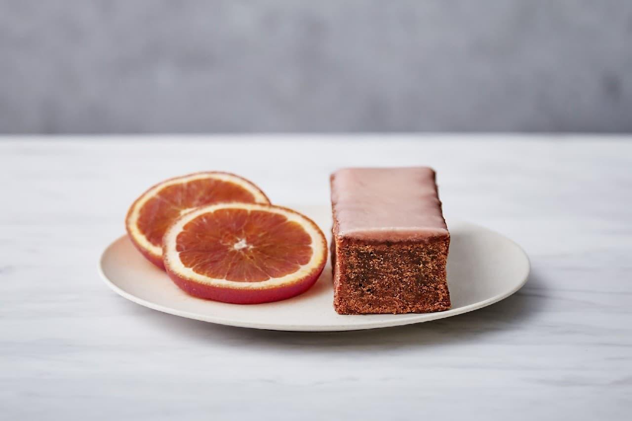 ミニマルから冷やして食べる「オレンジ」のガトーショコラとチョコレートサンドクッキー