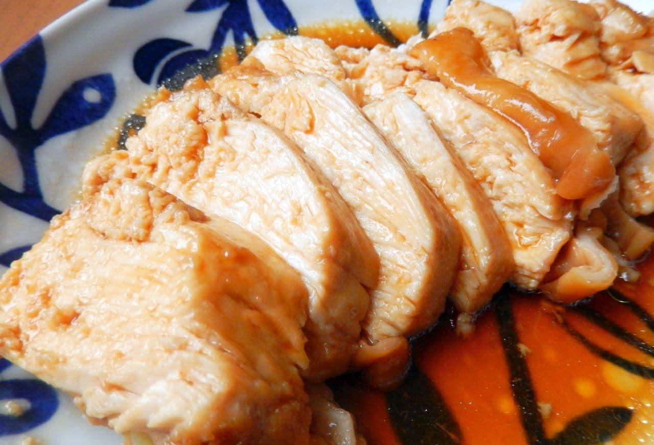 鶏 胸 肉 レシピ 簡単