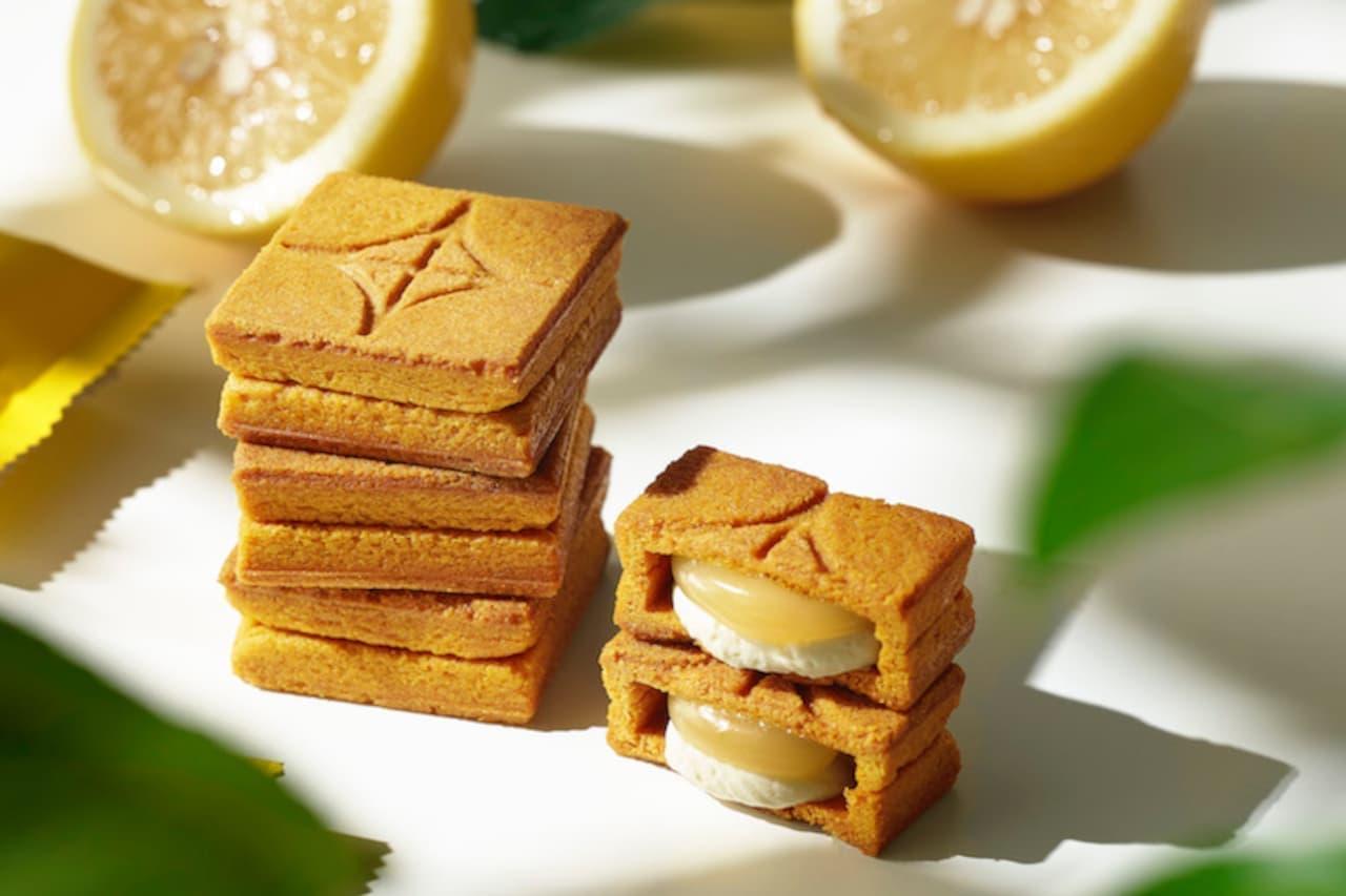 PRESS BUTTER SAND「バターサンド〈檸檬〉」