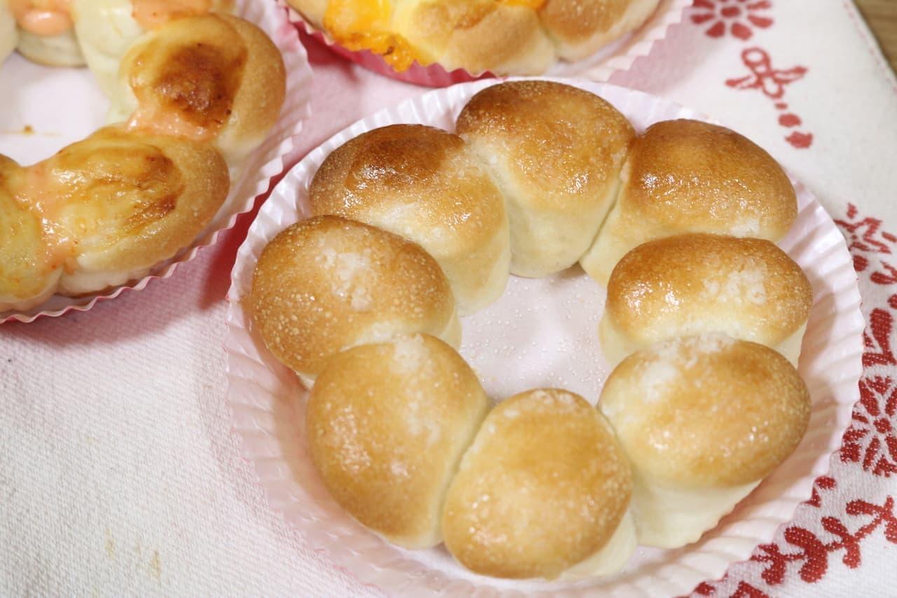 ミスド新作!「ポン・デ・ちぎりパン」3品を食べ比べ