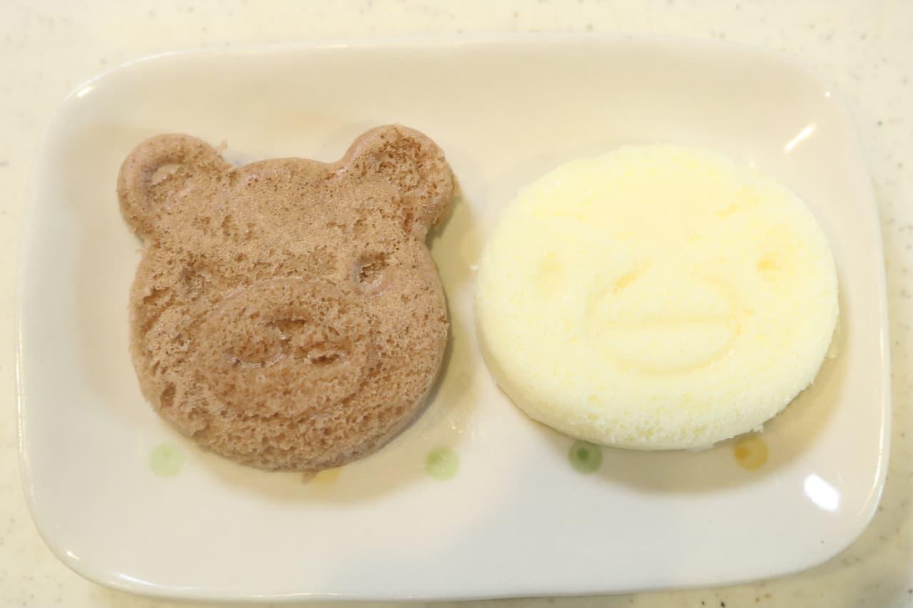 知育菓子「ふわふわパンケーキやさん」