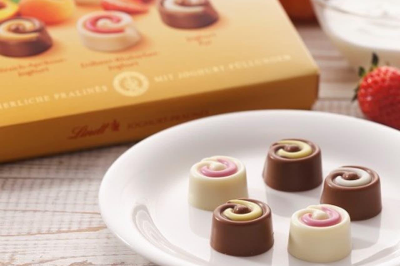 リンツのサマーチョコレート