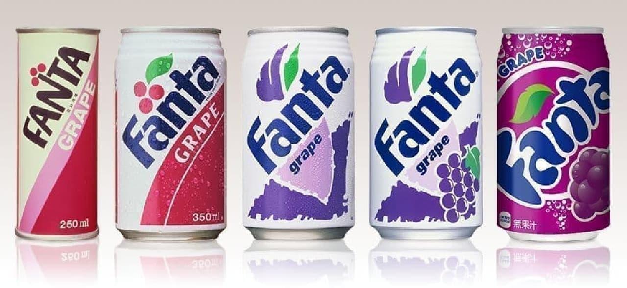 コカ・コーラ「ファンタ」