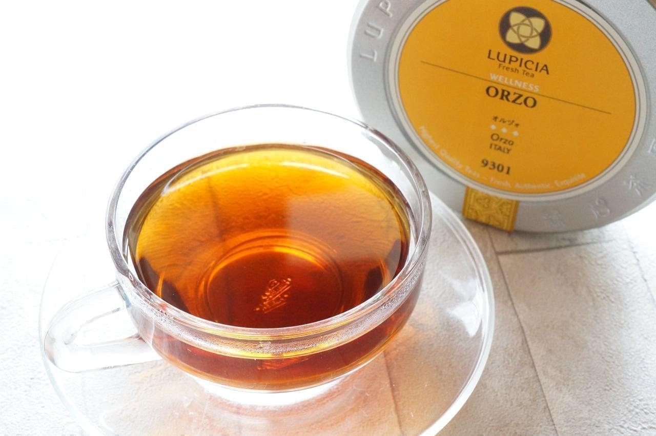 イタリア伝統の麦茶「オルヅォ」