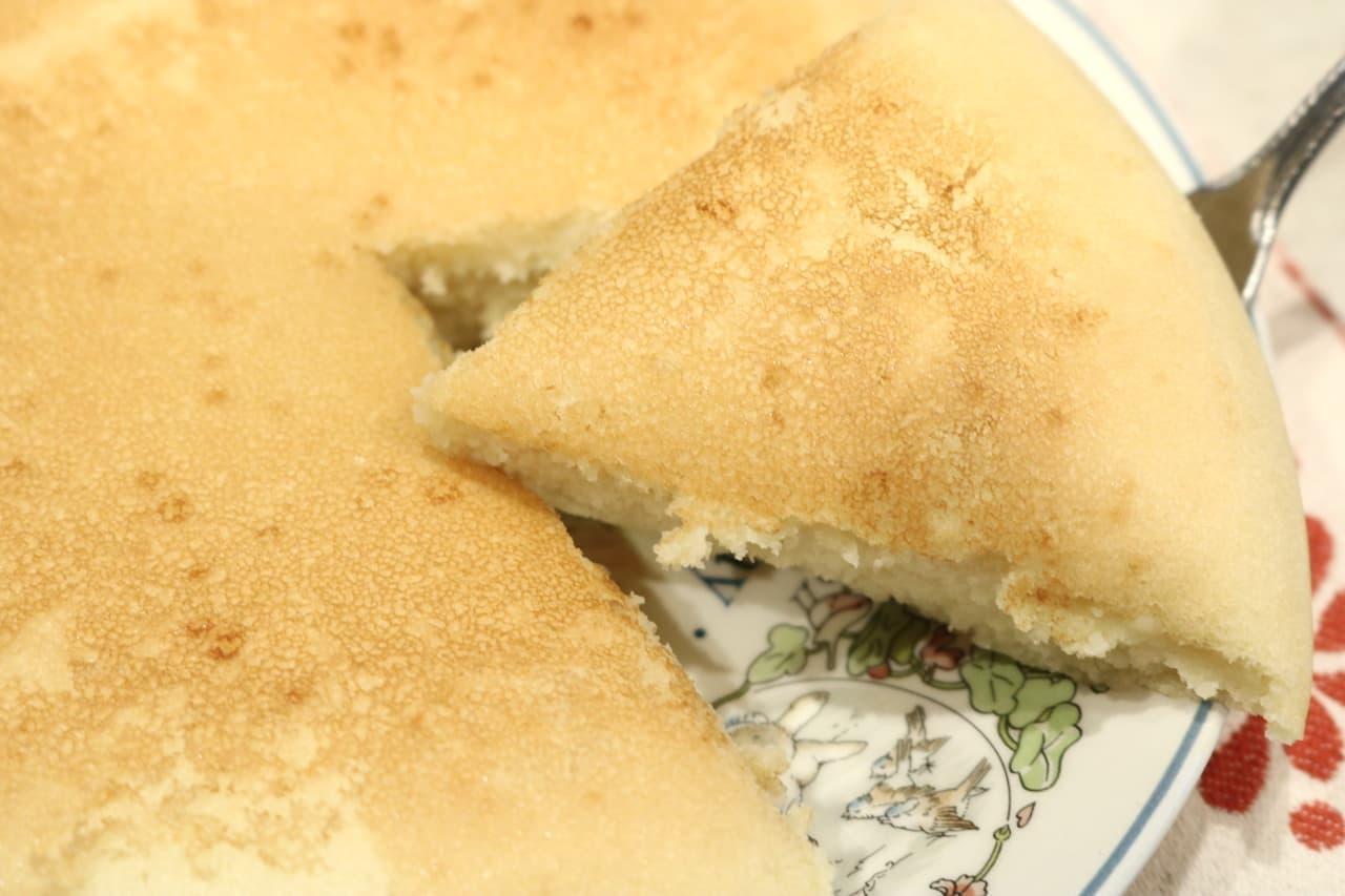 7品目不使用「小麦を使わないパンケーキミックス粉」