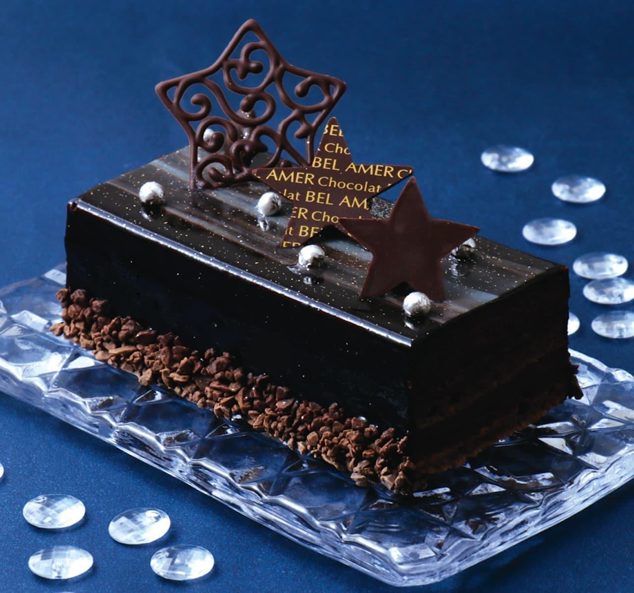 ショコラ ベルアメールに期間限定「七夕ケーキ」