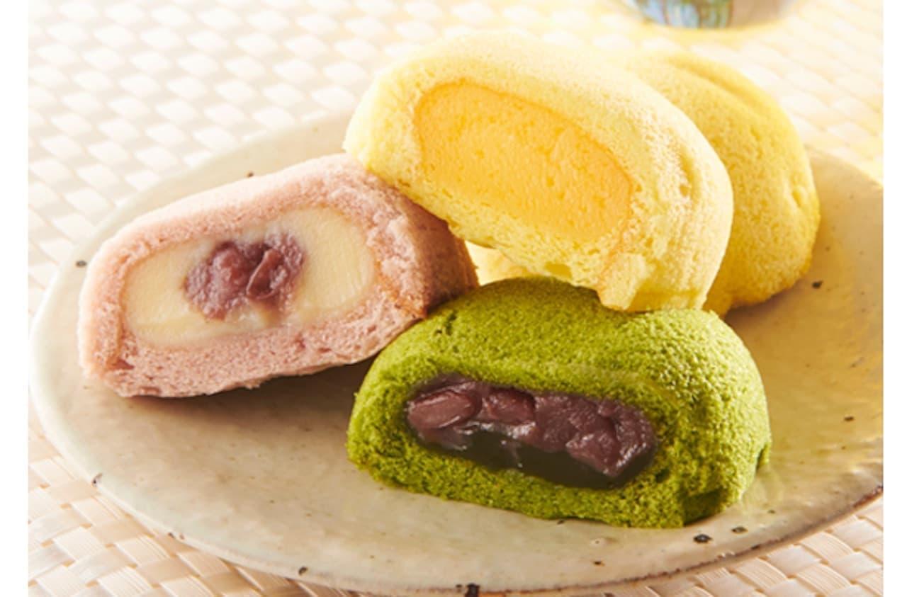 シャトレーゼの洋風和菓子「富士の名月」