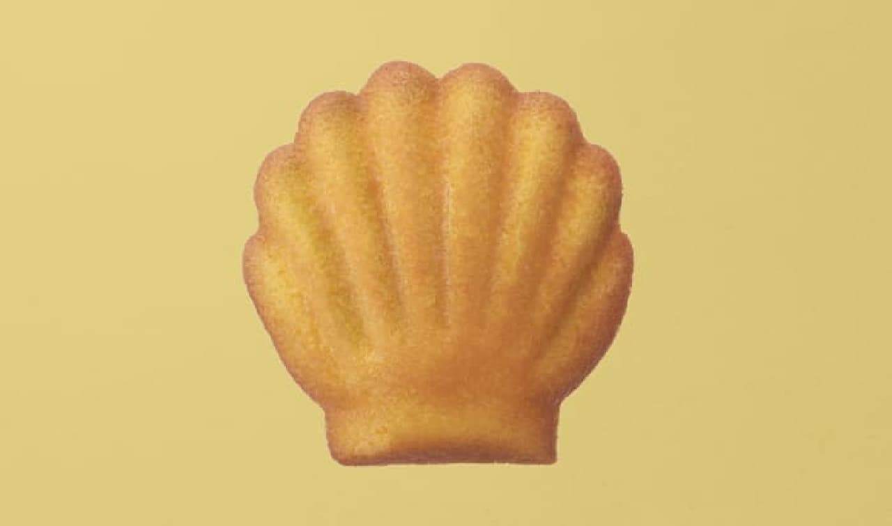 銀座コージーコーナー「はちみつオレンジマドレーヌ」