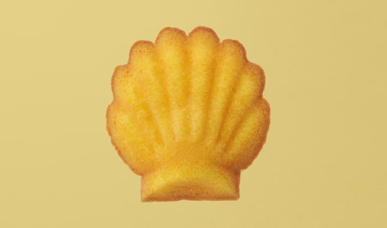 銀座コージーコーナー「はちみつレモンマドレーヌ」