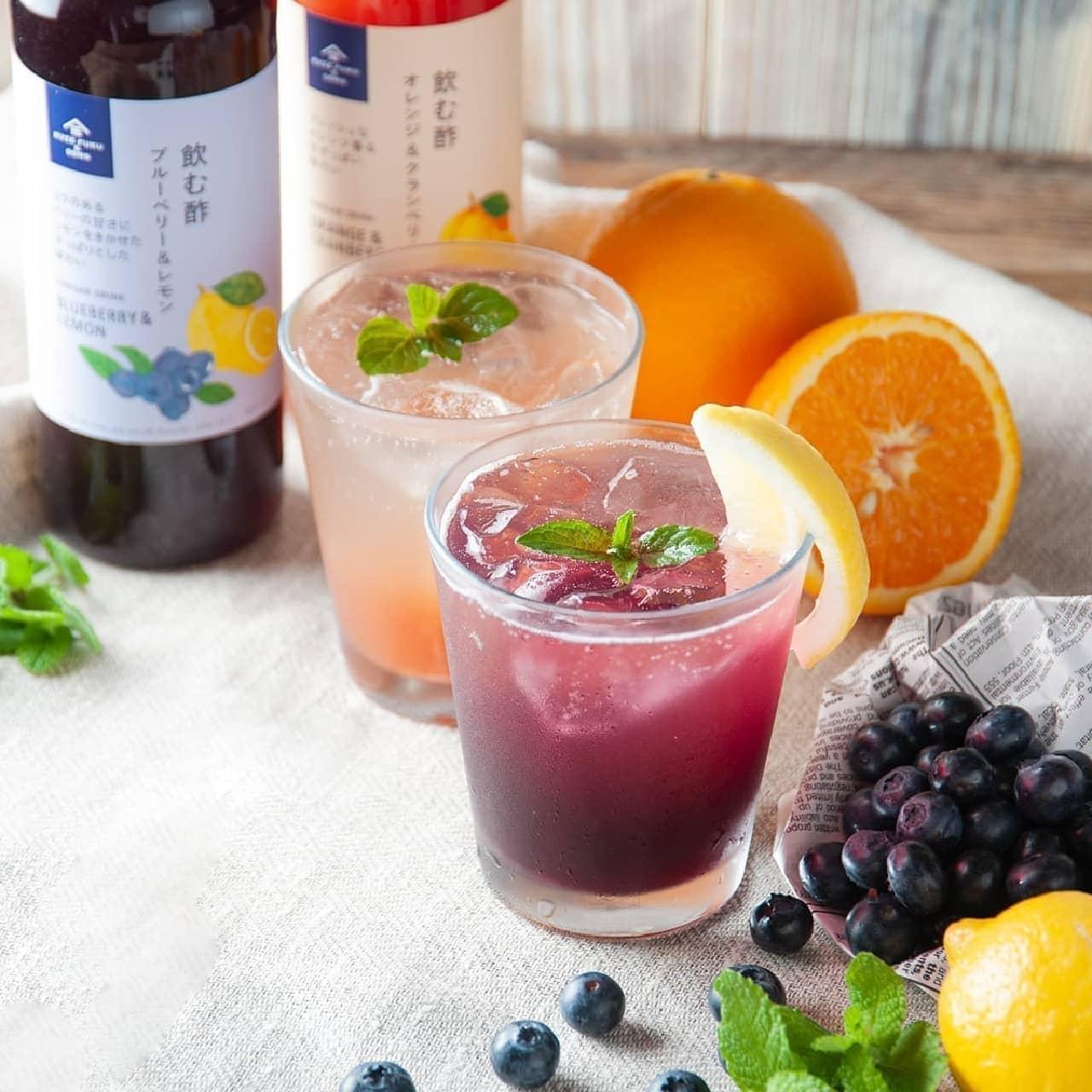 久世福商店・サンクゼール公式オンラインショップ『飲む酢』