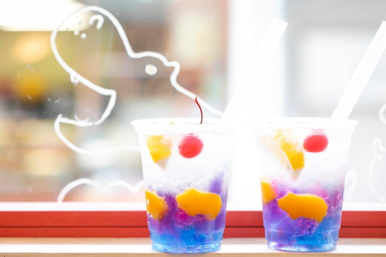 熱海プリン「真夏のマンゴープリン」など夏の新メニュー