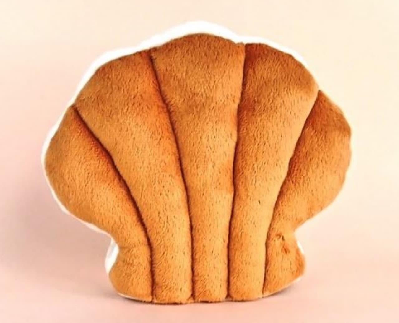 貝のパペット型ぬいぐるみ「貝パク」