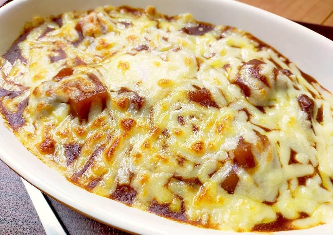 レトルト焼きカレーの簡単レシピ