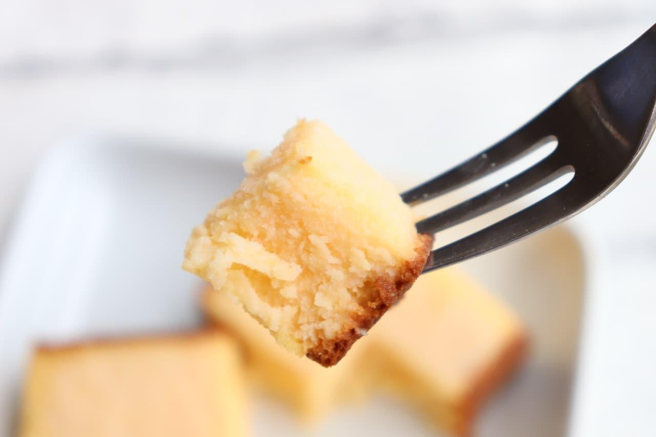 簡単「カステラアイス」のレシピ