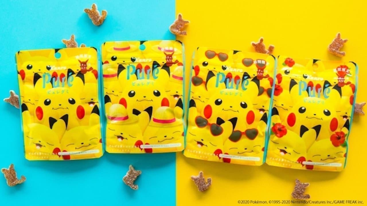 新商品「ピュレグミ でんげきトロピカ味2」
