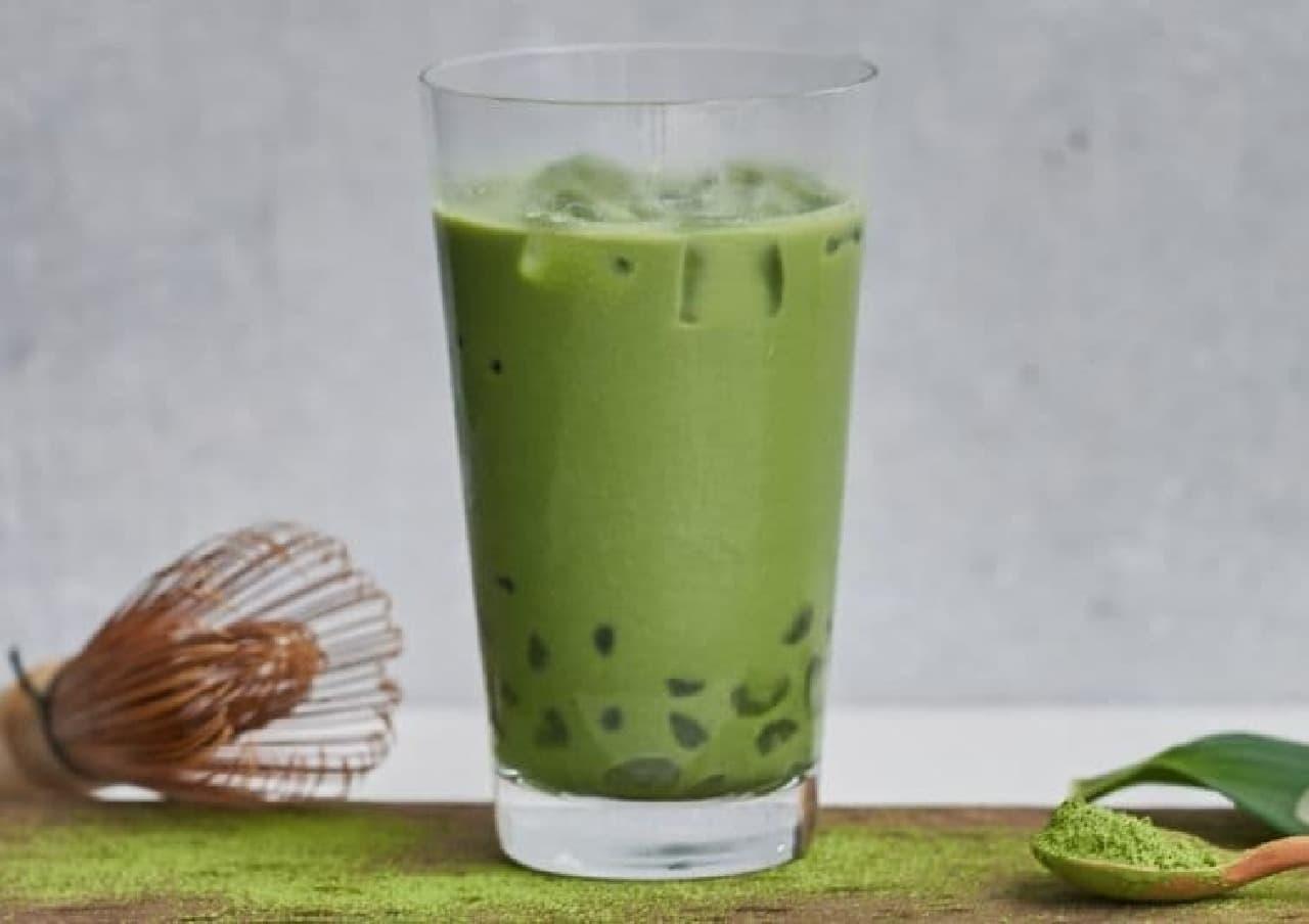 ナナズグリーンティー「mochi latte -モチラテ-」