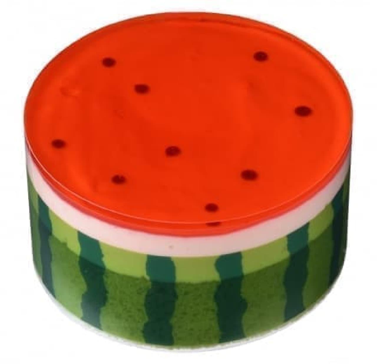 銀座コージーコーナー「スイカのケーキ」