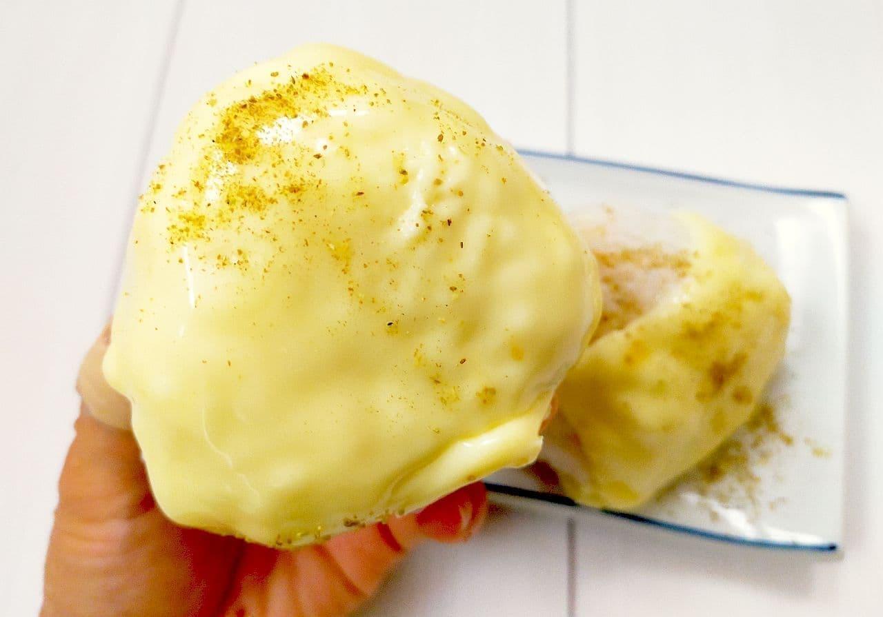 チーズおにぎりのレシピ
