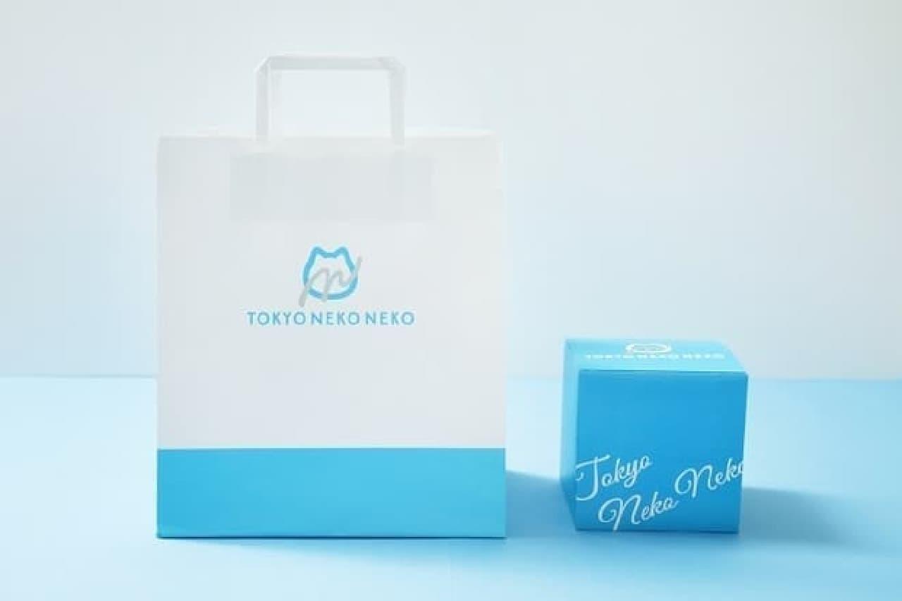 東京ねこねこのパッケージ