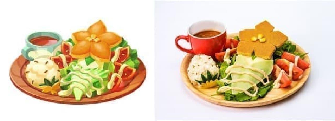 ポケモンカフェでPokemon Cafe Mix