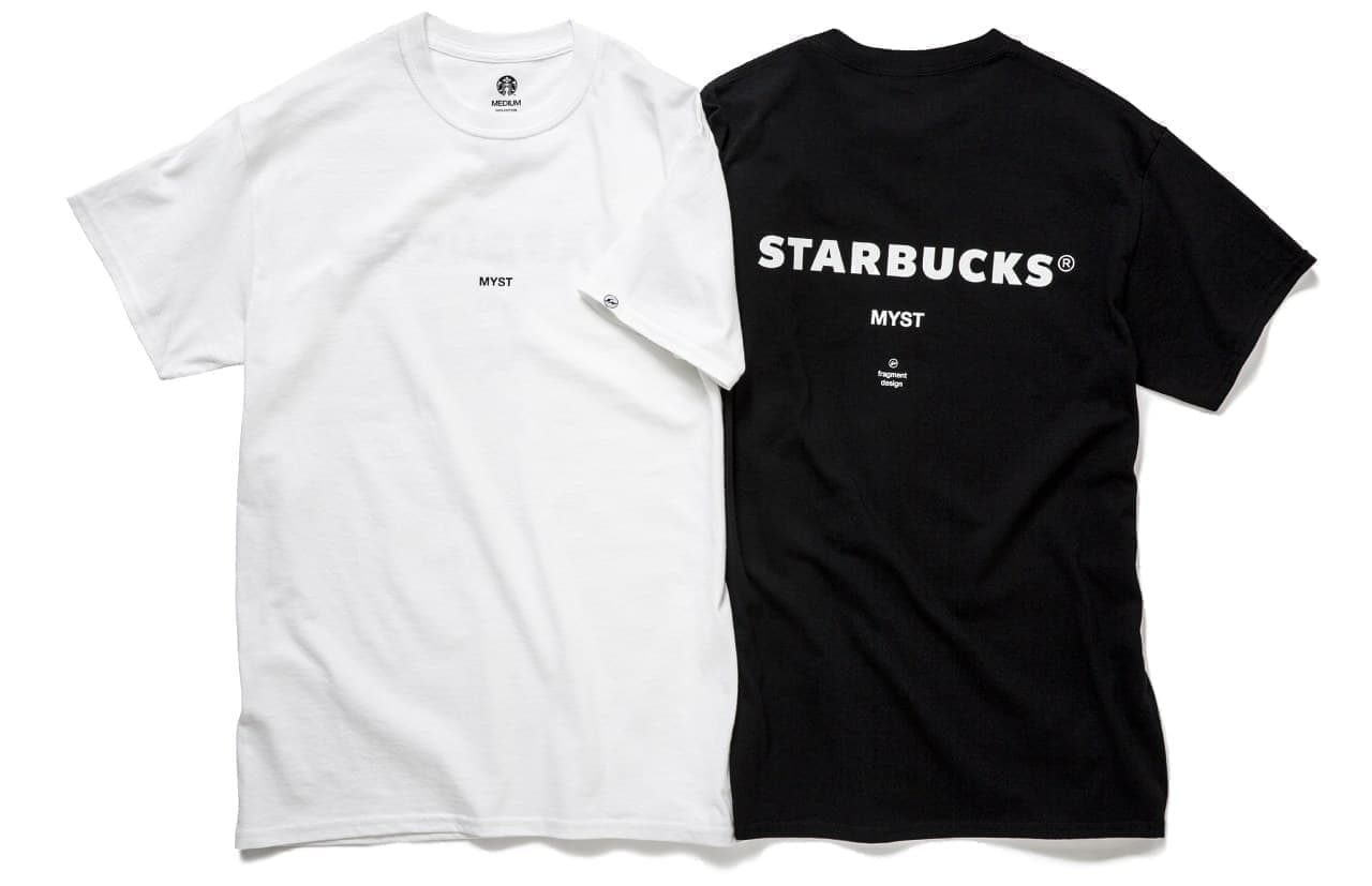 スターバックス コーヒー MIYASHITA PARK店オリジナルTシャツ