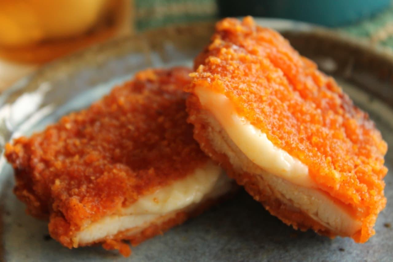 タッカルビ ファミチキ チーズ