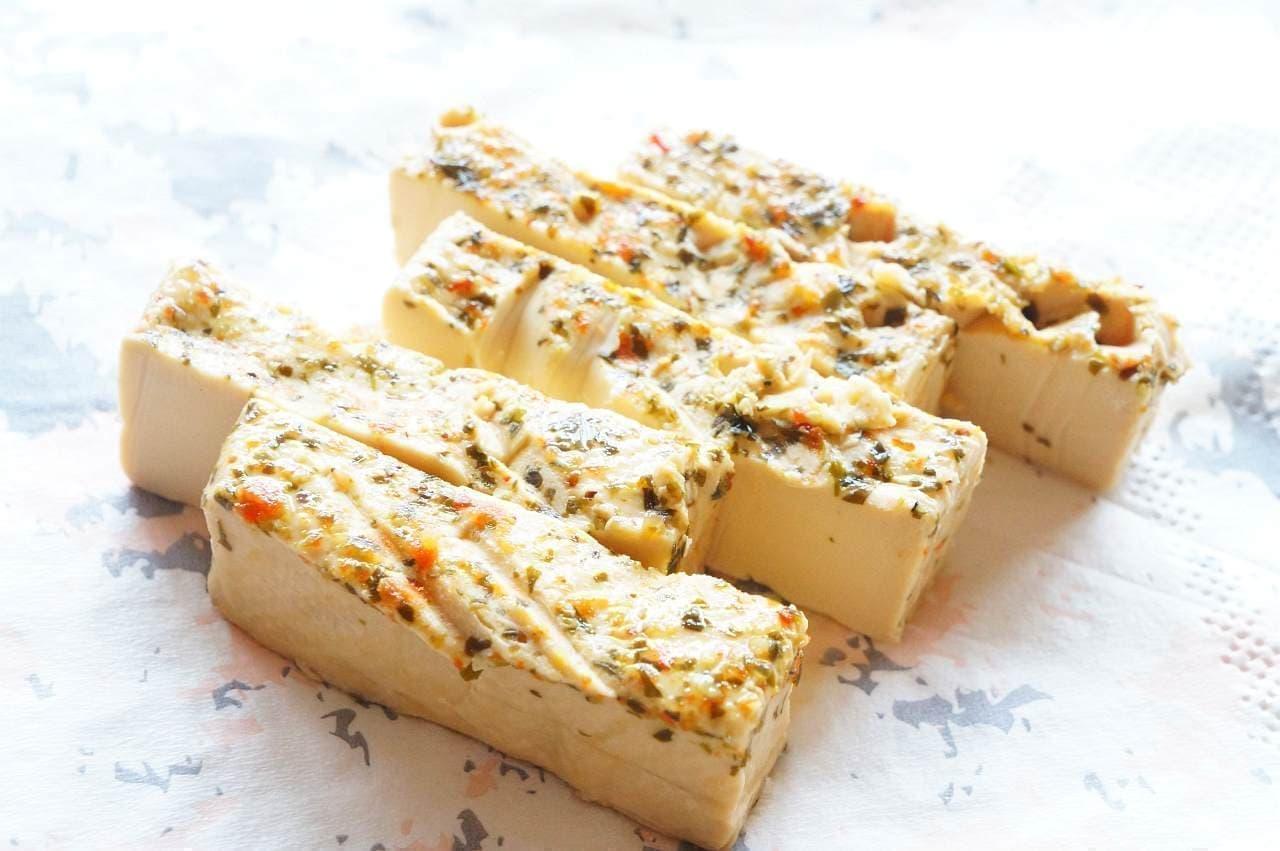 香の蔵「ハーブソルト クリームチーズのみそ漬」