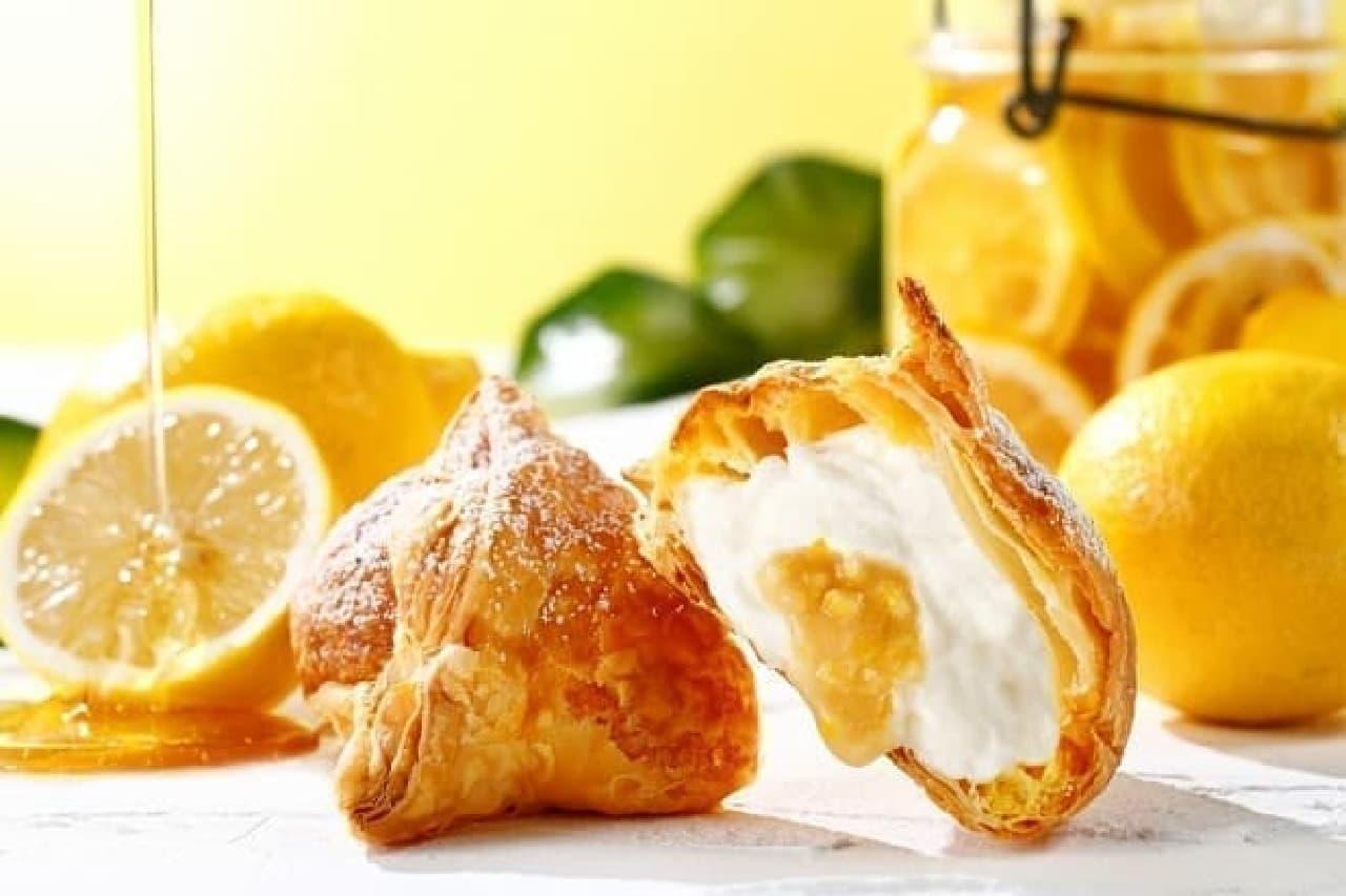 カウカウキッチンの「ミルクパイ はちみつレモン」