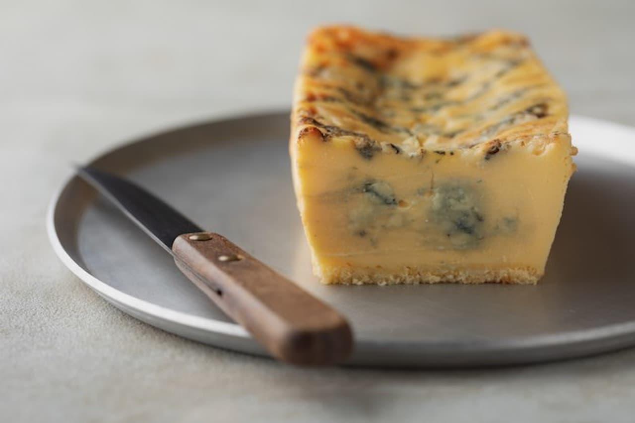 「生ブルーチーズケーキ青」新宿に期間限定で