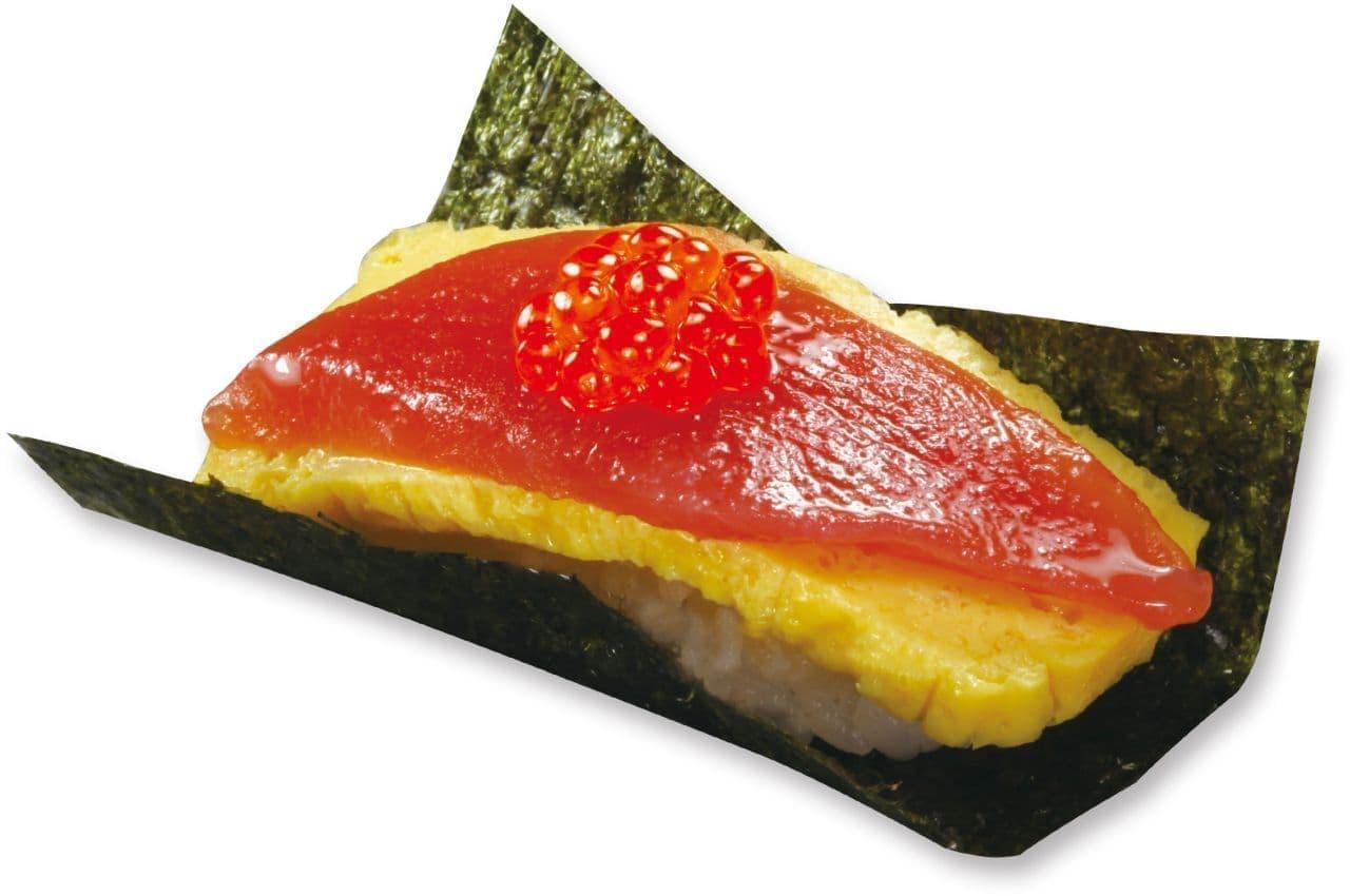 くら寿司「ゼロワン手巻き」
