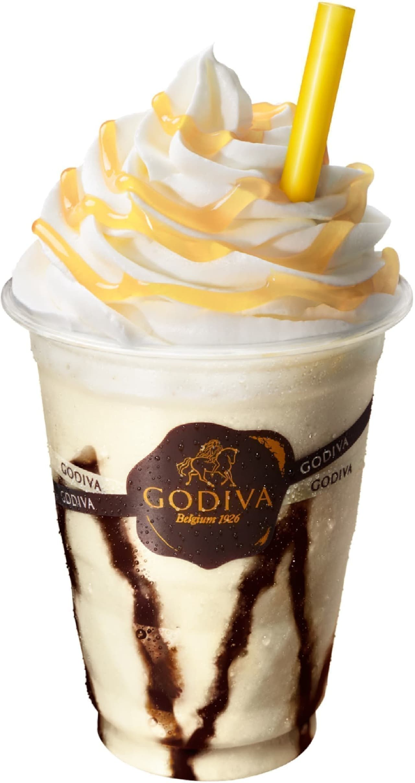 ゴディバ「ショコリキサー ホワイトチョコレート バナナ」