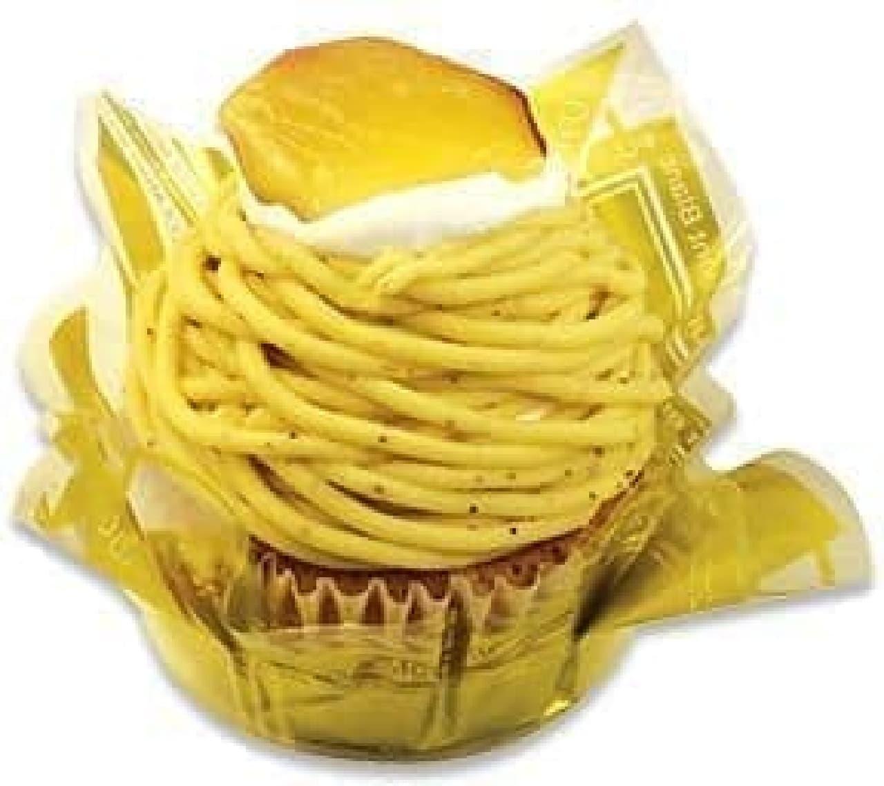 不二家洋菓子店「鳴門金時芋のおいモンブラン」