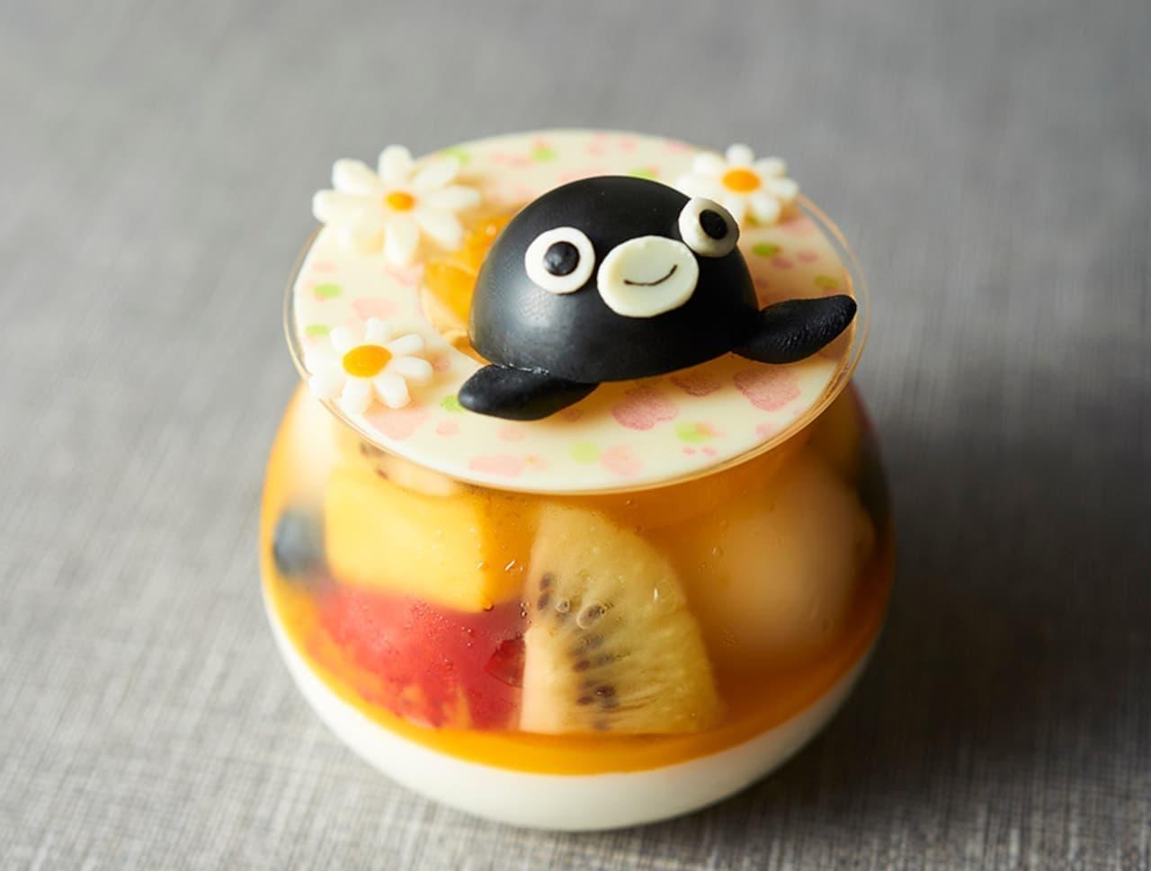 Suicaのペンギンのスイーツ