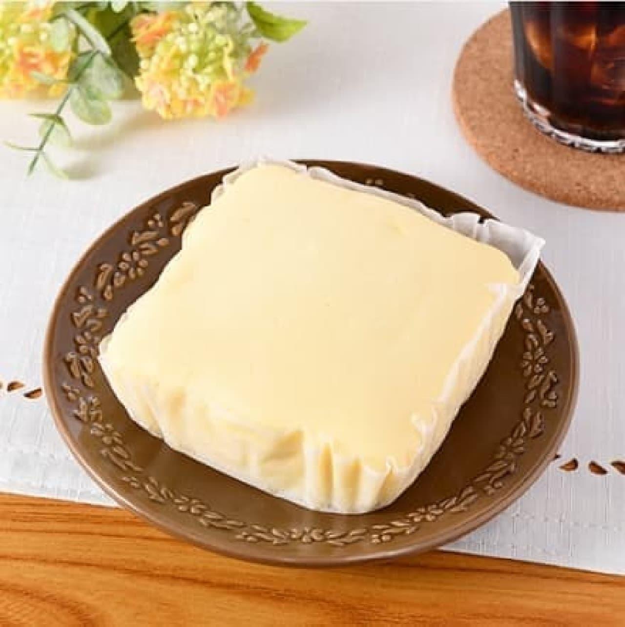ファミリーマート「濃い味 クリームチーズケーキ」