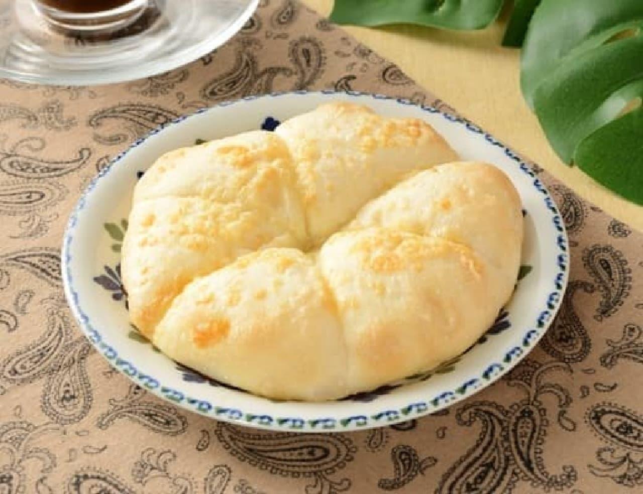 ローソン「マチノパン チーズクルチャ」