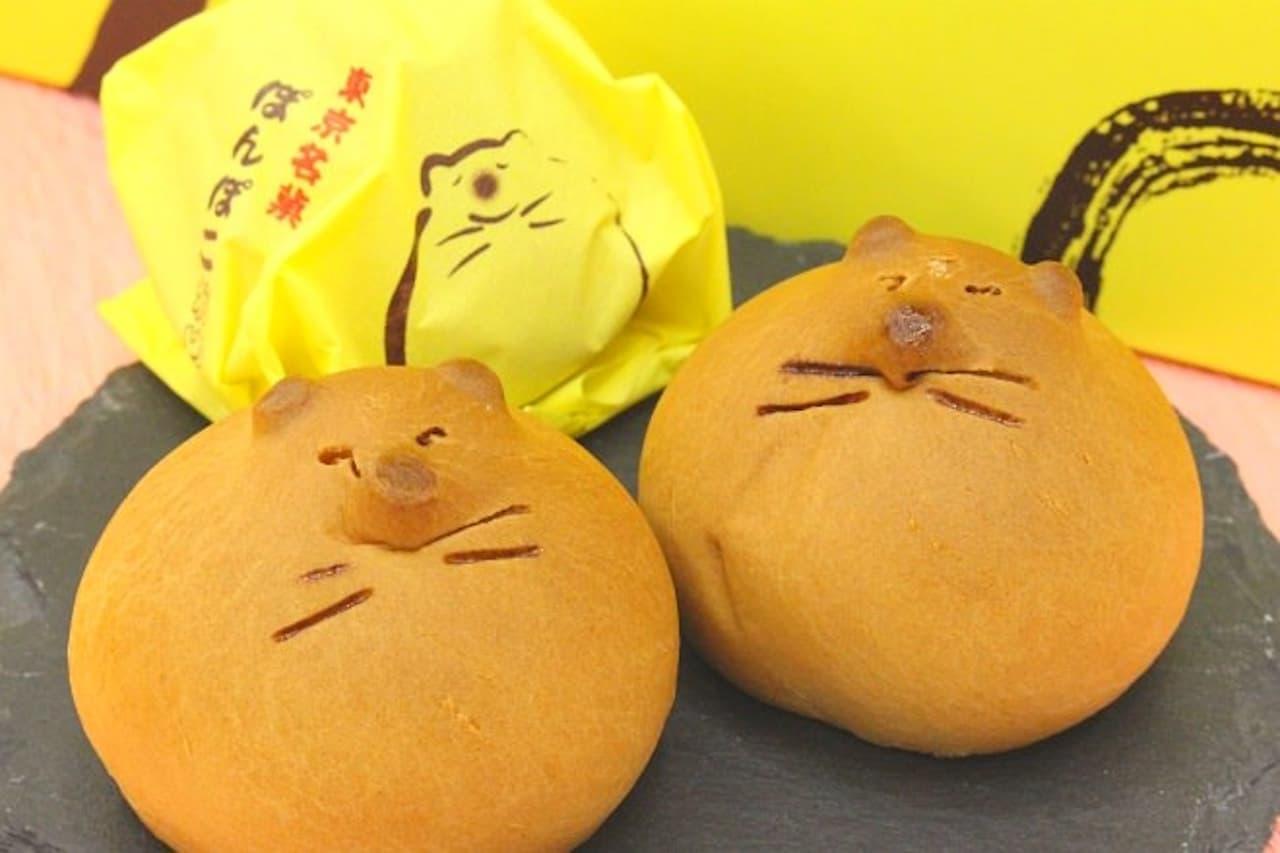 東京ぽんぽこ本舗から販売されている「東京名菓 ぽんぽこおやじ」