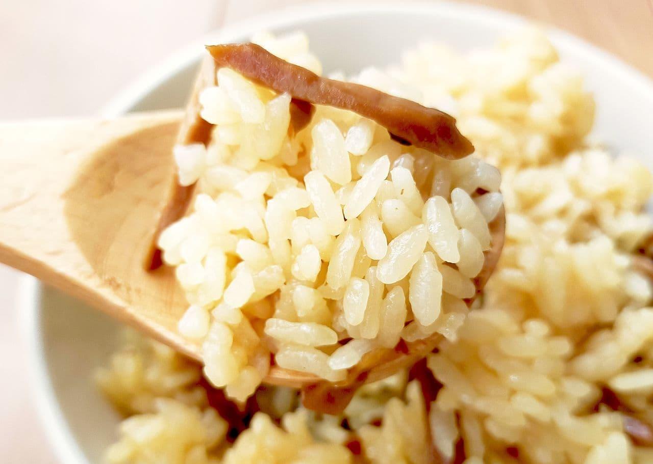 混ぜご飯の素 エリンギバター醤油