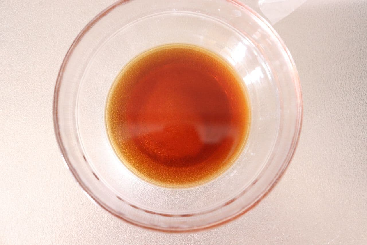 椎茸の甘辛焼きレシピ