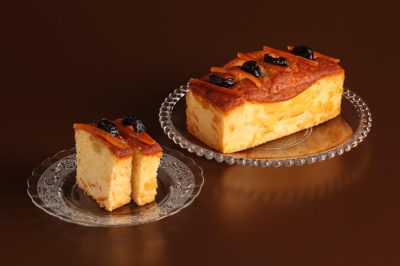 銀座ウエストの「パウンドケーキ」