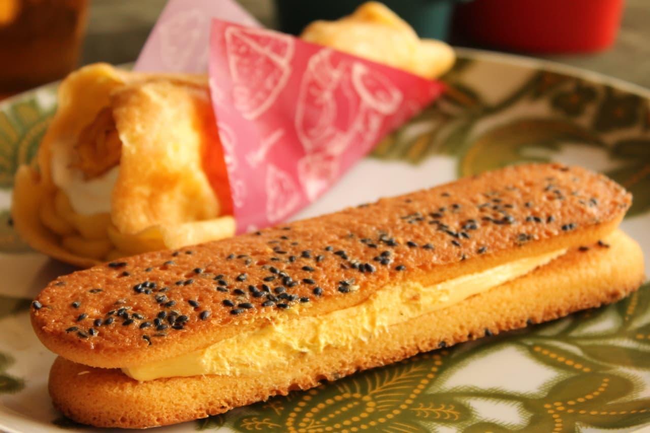 ファミマ「安納芋」スイーツ2種食べ比べ
