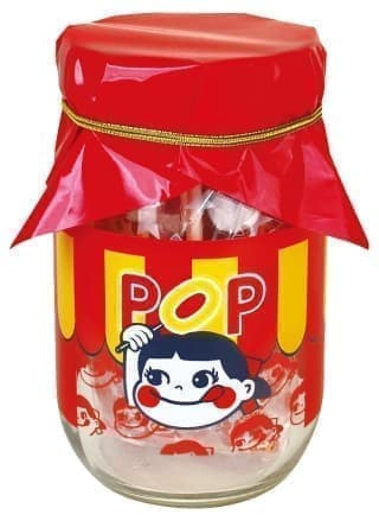 西洋菓子舗 不二家「ポップキャンディ(復刻デザイン)」