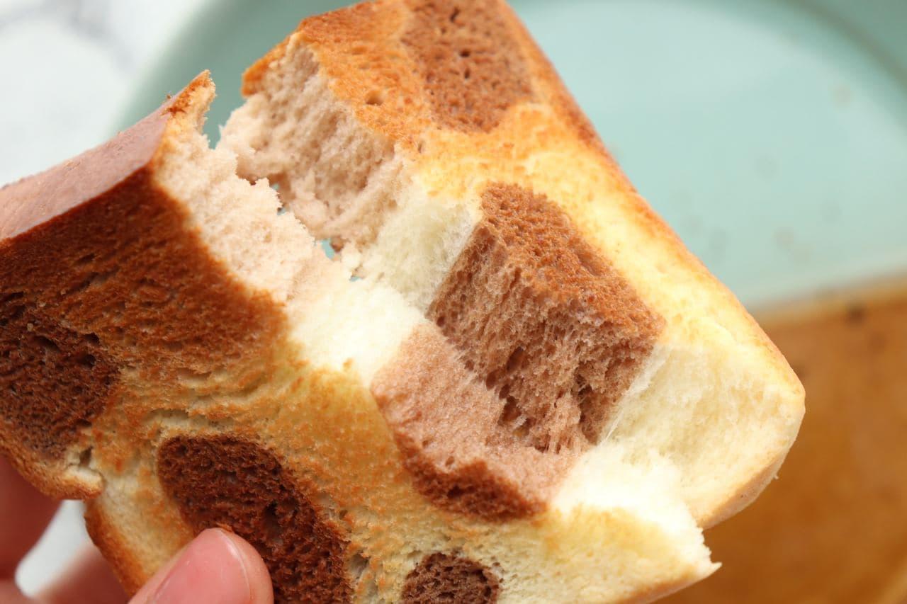 アンデルセン上野店パンダ食パン
