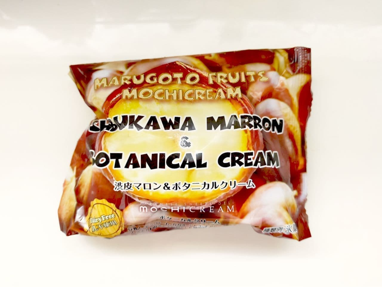フルーツモチクリーム